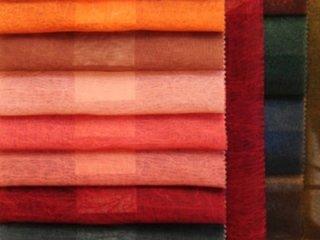 set di colori per tende