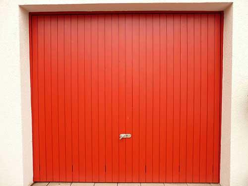 garage rosso
