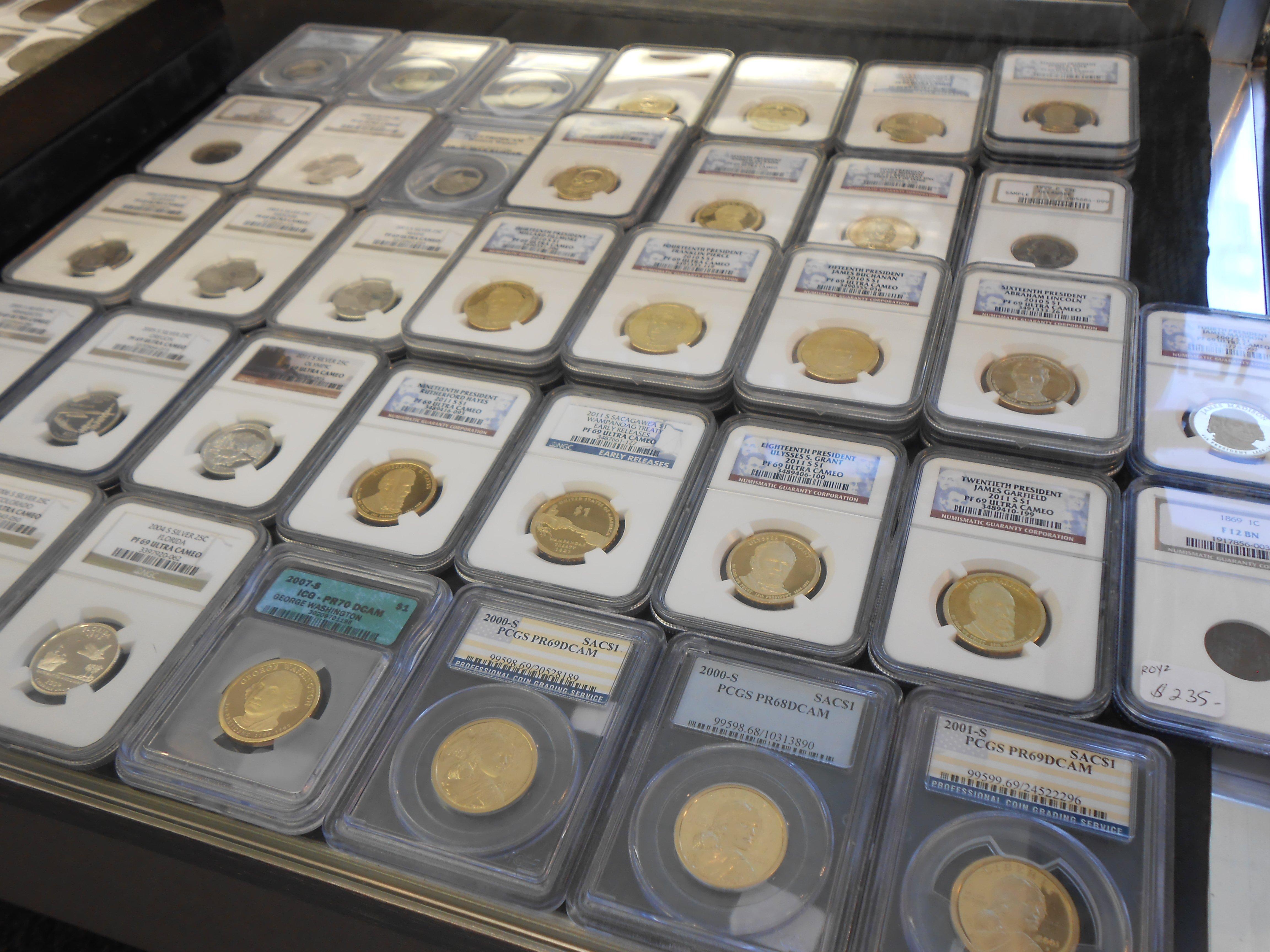 Coin Dealer Jacksonville, NC