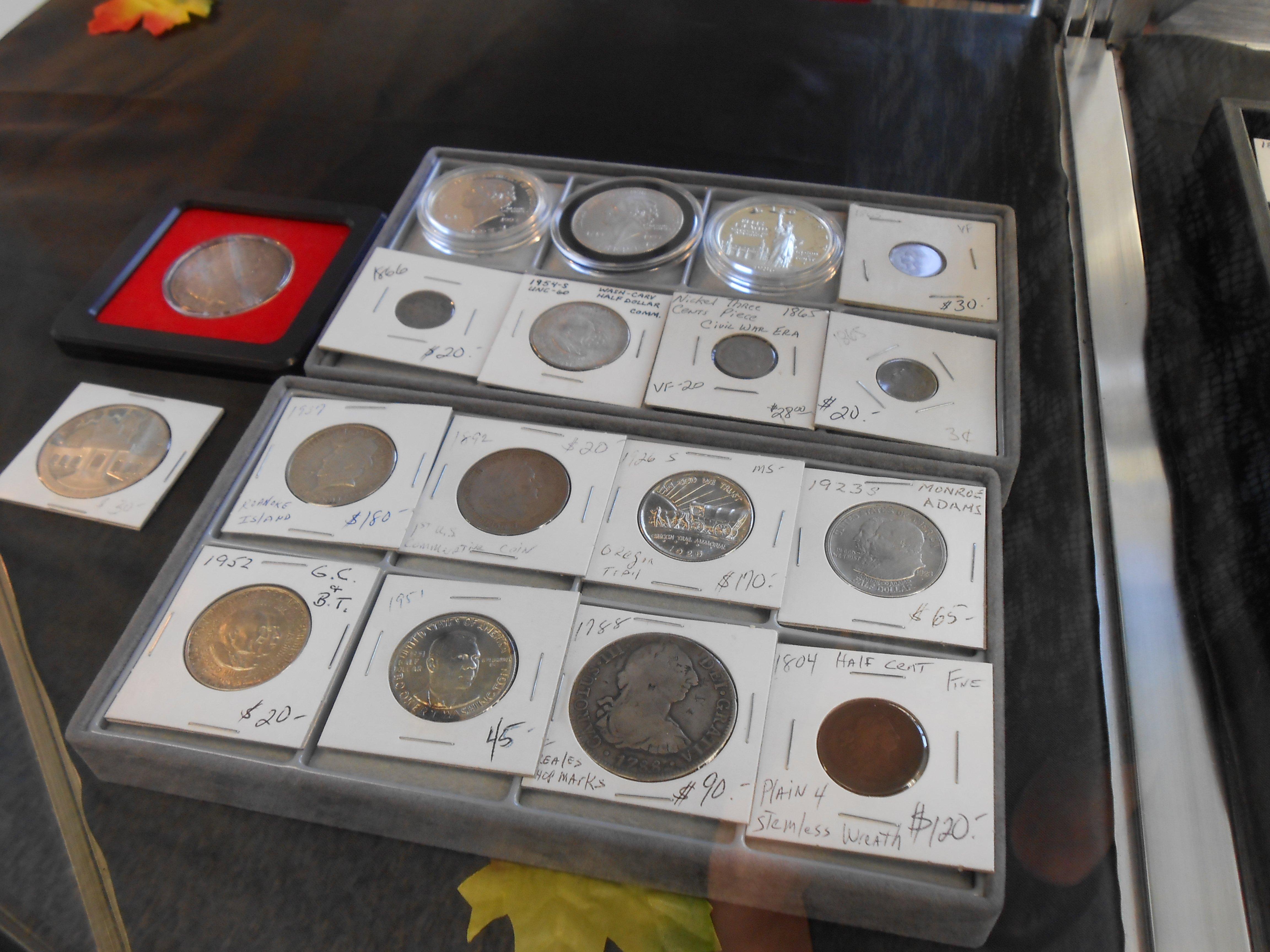 Coin Appraiser Jacksonville, NC