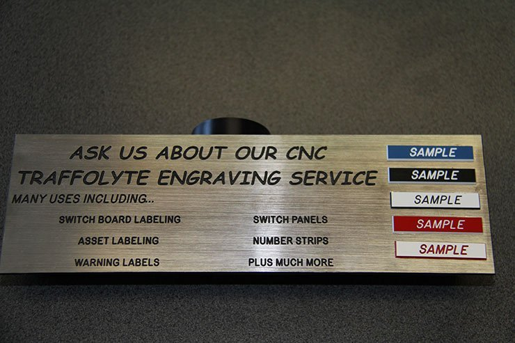 Signage Engraving For The Brisbane Area A J C Metal