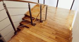scale da interno, scale su misura, produzione scale in legno