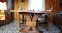 tavolo da pranzo, tavoli su misura, tavoli artigianali