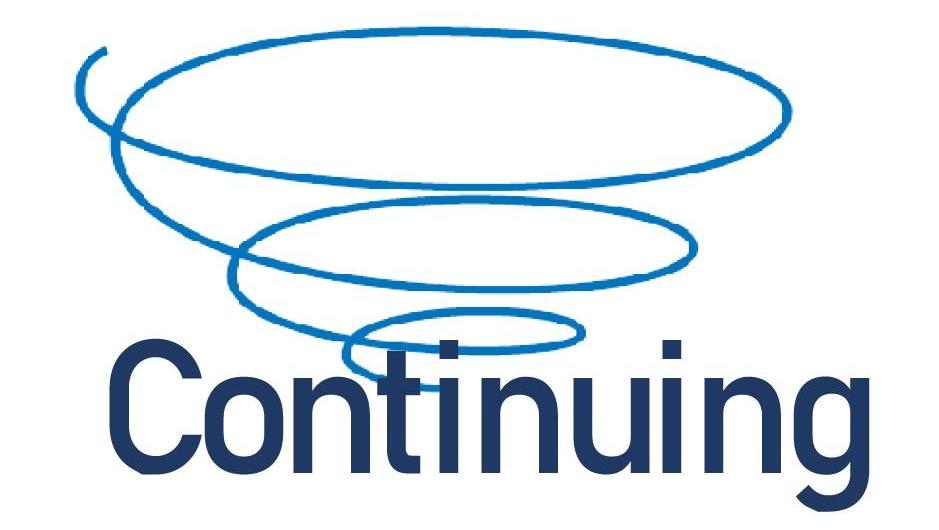 CONTINUING's Company logo