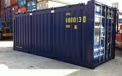 produzione containers