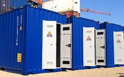 contenitori cabine elettriche