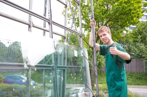 Glass and glazing specialist