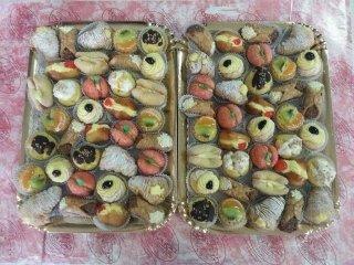 pasticcini freschi