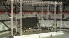 palco da concerto, ponteggi per eventi Layher, allestimento palchi per concerti