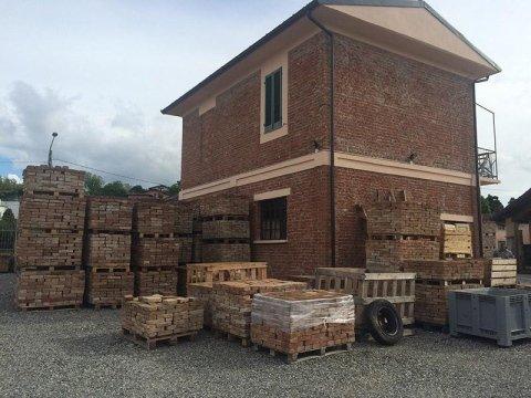 recupero materiali edilizia pavia