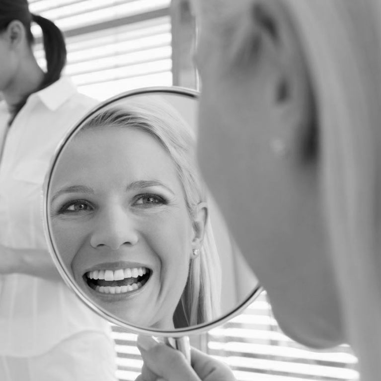 Teeth whitening at our Perth dentists