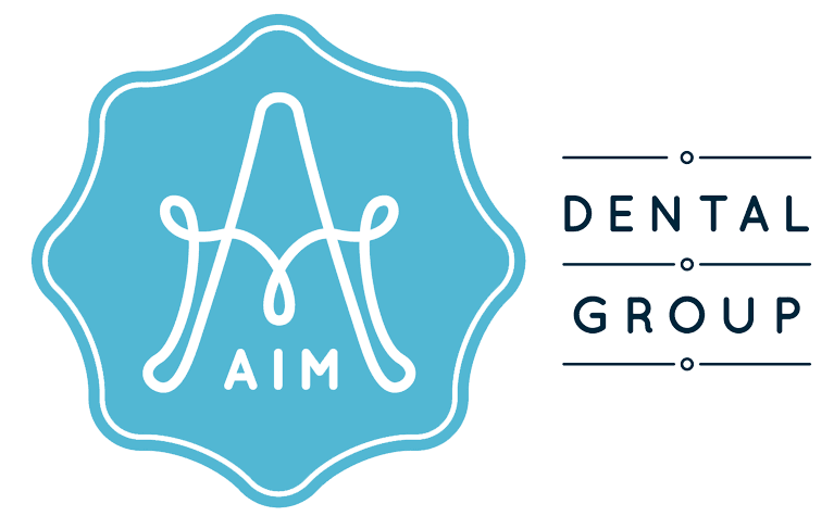 Aim dental logo