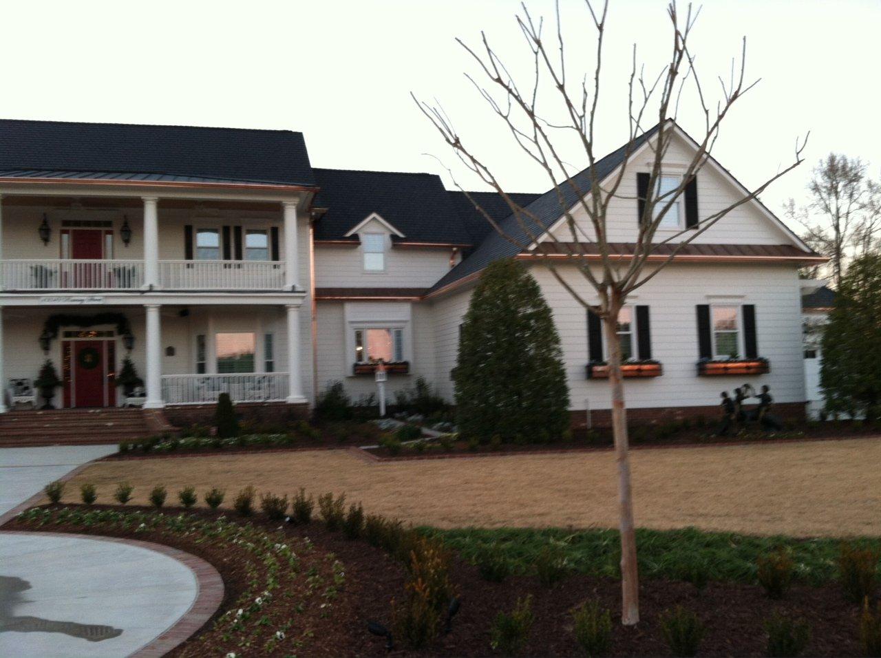 Gutter Installation Fayetteville & Raeford, NC