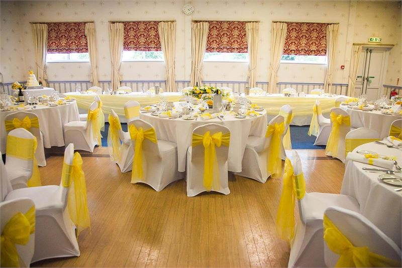 theme based catering seating
