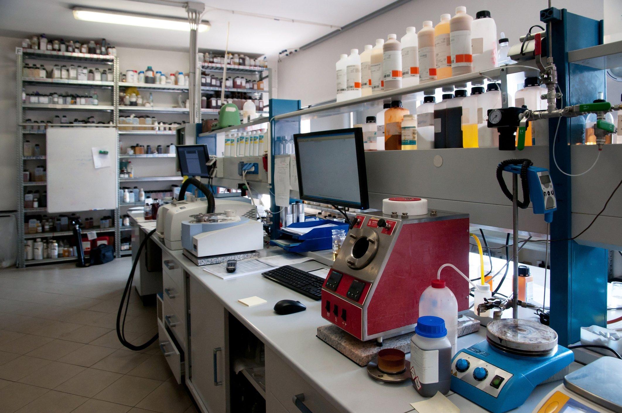 Metals Technology Testing Mtt Iso Iec 17025 Lab