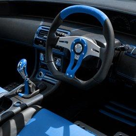 car steering