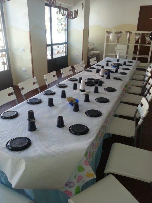 Sala organizzazione feste