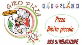 pizzeria, pizze, pizza al tavolo