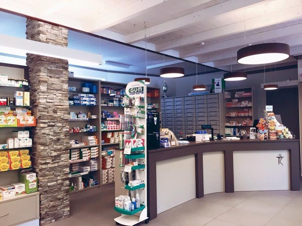 Lighting - FARMACIA BS - supply of light fixtures