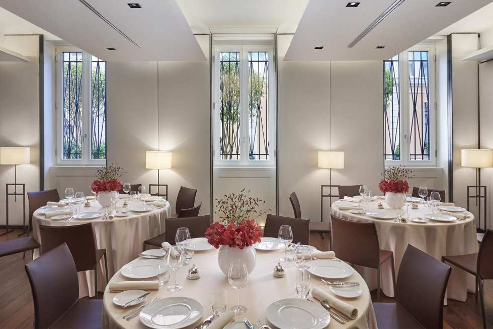 Lighting - MANDARIN ORIENTAL HOTEL MILAN - supply of light fixtures