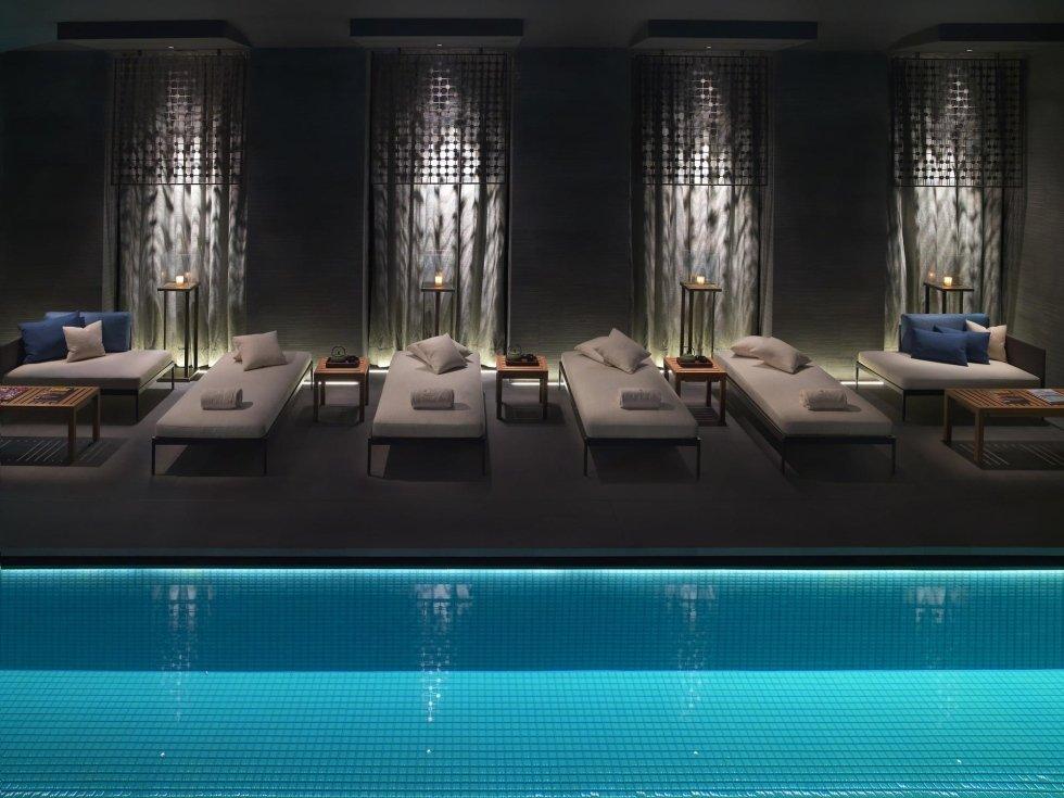 HOTEL MANDARIN ORIENTAL MILANO - fornitura corpi illuminanti