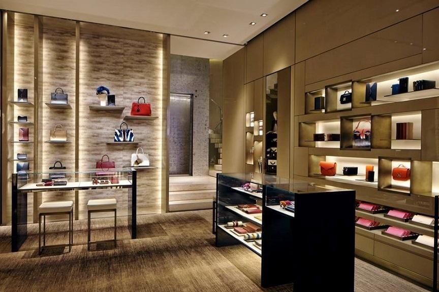 FENDI MILAN - lighting management system