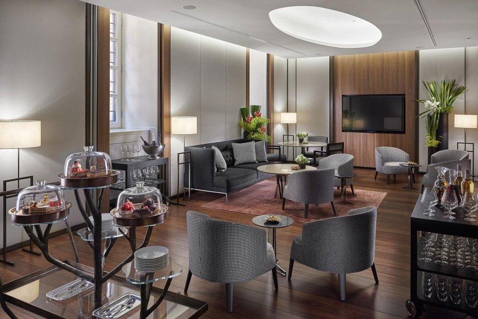 MANDARIN HOTEL MILANO - sistema gestione illuminazione