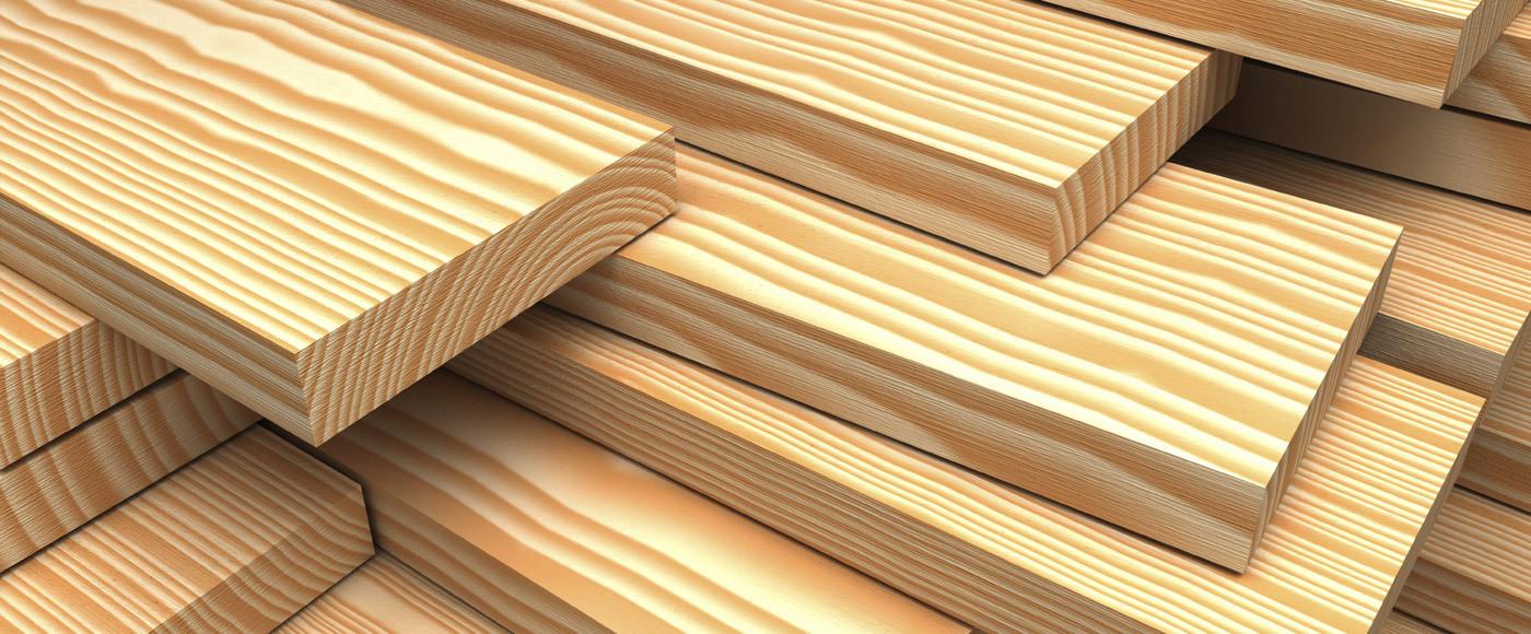 Timber & Sheet Materials