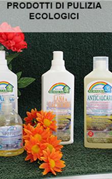Prodotti di Pulizia Ecologici