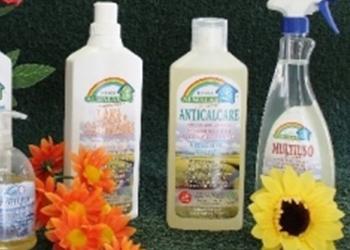 Prodotti ecologici per la pulizia