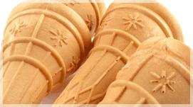 fornitura coni gelato