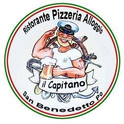 Ristorante Pizzeria Alloggio Il Capitano - logo