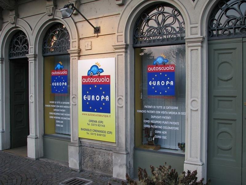 Autoscuola Europa Crema