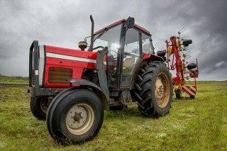 assistenza trattore agricolo