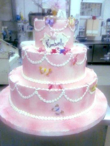 torta per battesimi