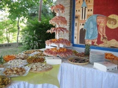servizio catering eventi