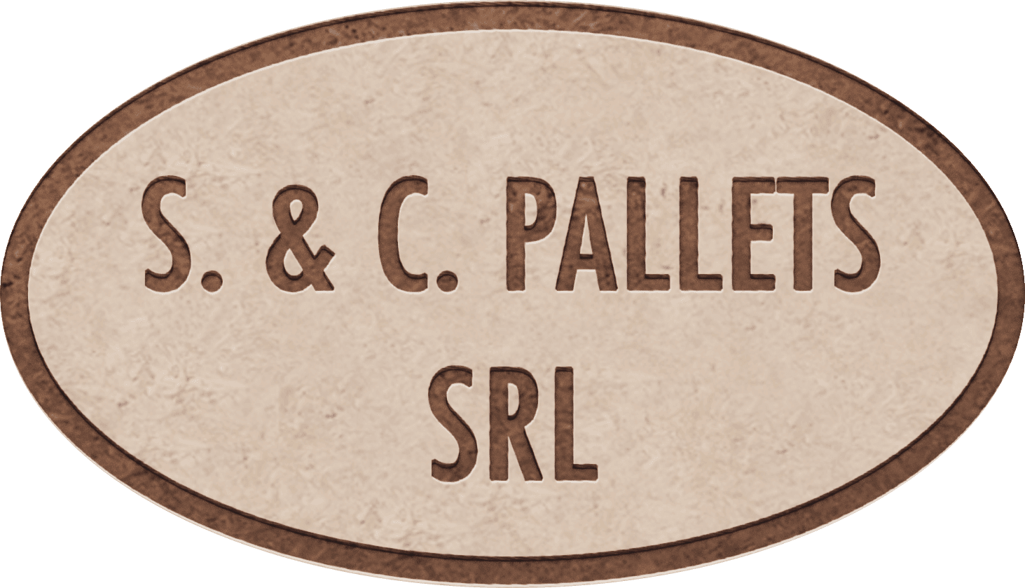 S. & C. PALLETS-Logo