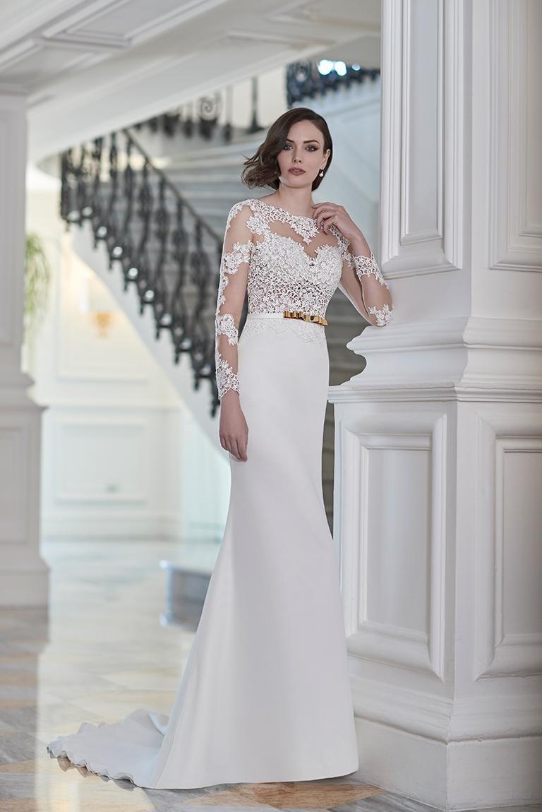 Abito da sposa di alta moda
