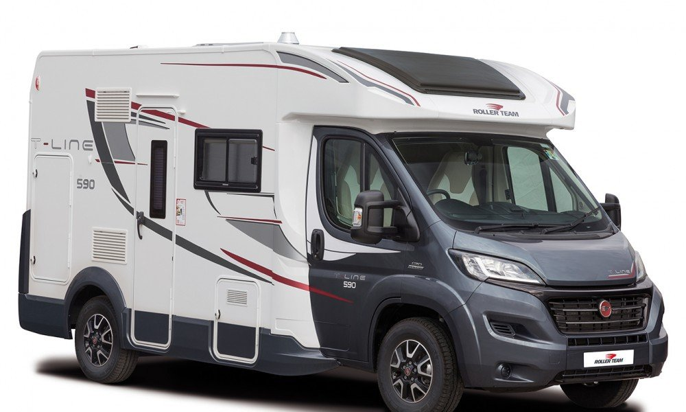 Automatic Campervan Hire UK Europe