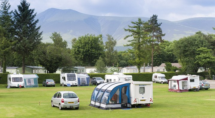 Book A Campsite For Your Motorhome - Wests Motorhome Hire UK