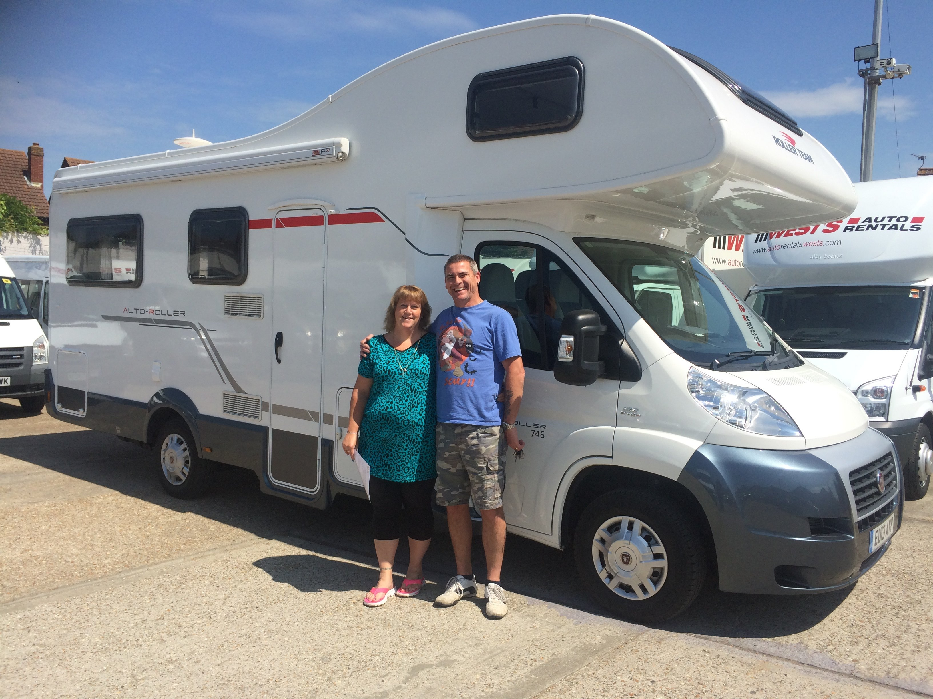 Creative Cheap Motorhome Hire And Campervan Rental  Motorhome Hire And Sales