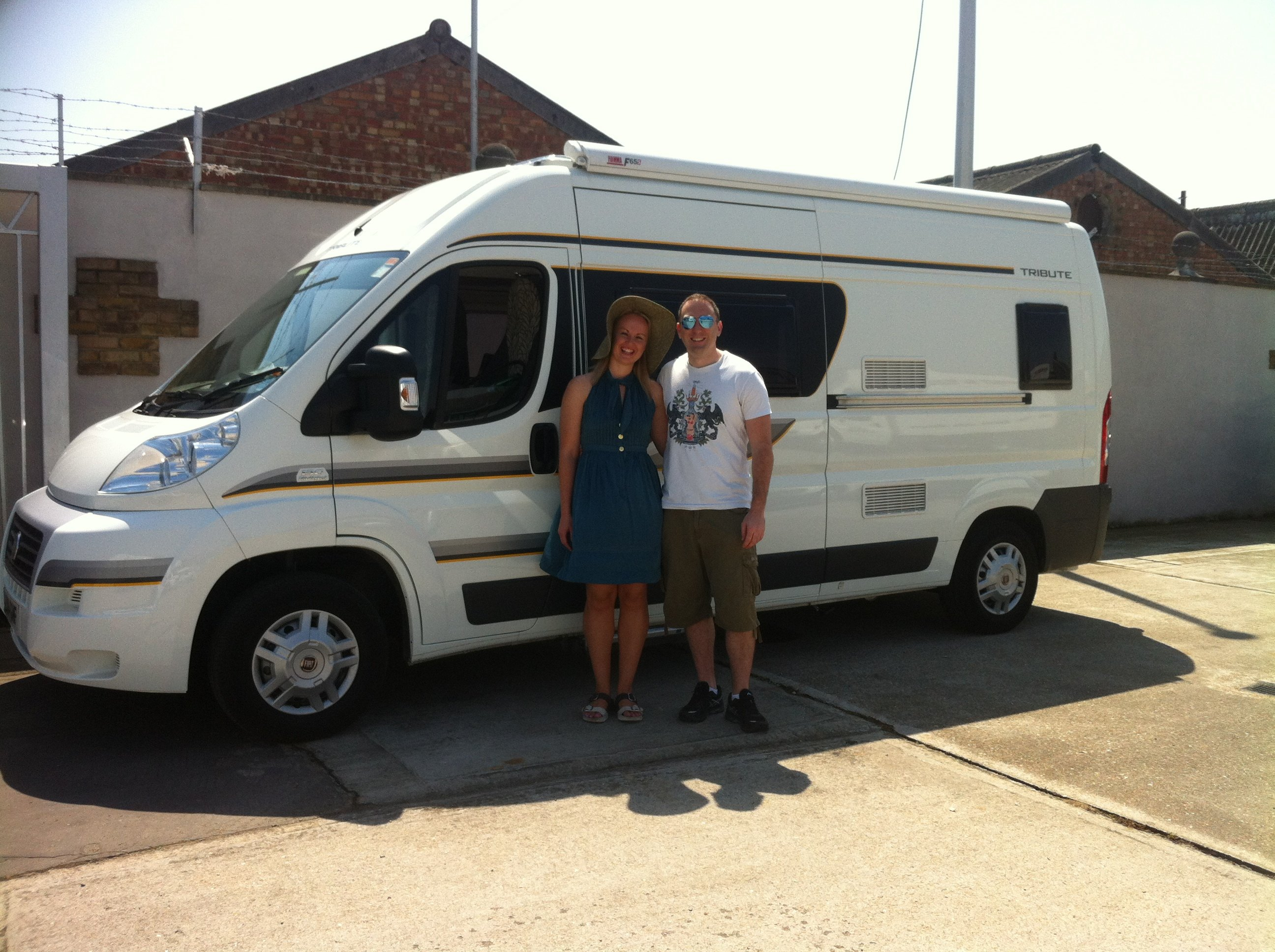 Elegant Customer Reviews  UK Campervan And Motorhome Hire North East England