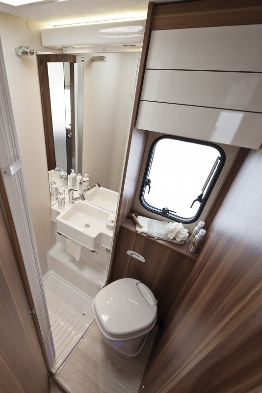 Motorhome Hire With Toilets Showers Hot Water