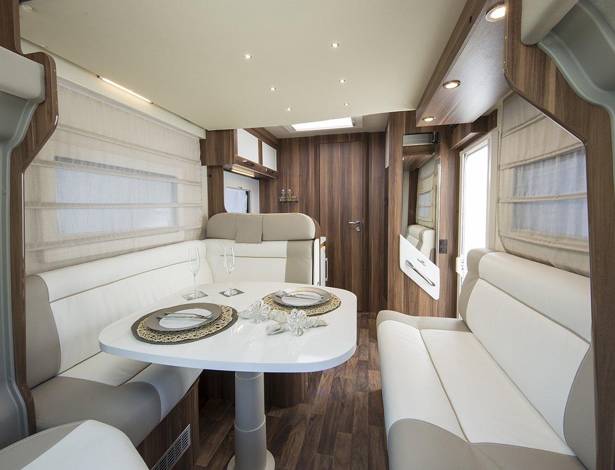 campervan hire europe uk europe 4 berth t line 590 luxury