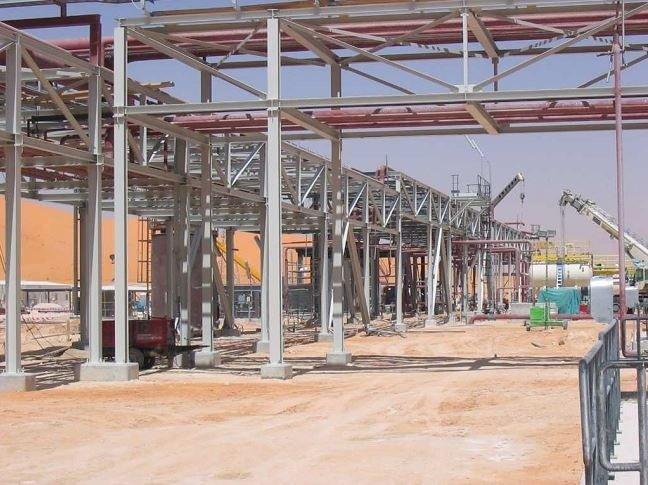 Strutture per Pipe Rack –  ABB PS &S Algeria
