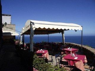 Terrazza ristorante Aragona
