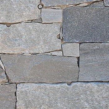 un muro di pietra