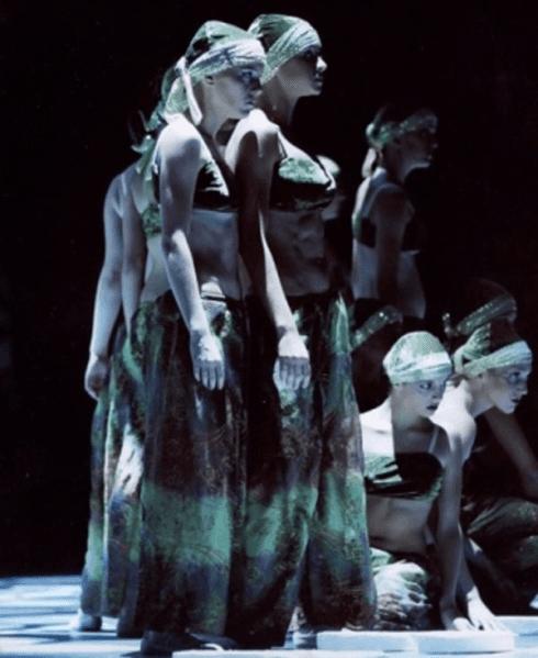 Spettacoli di danza contemporanea