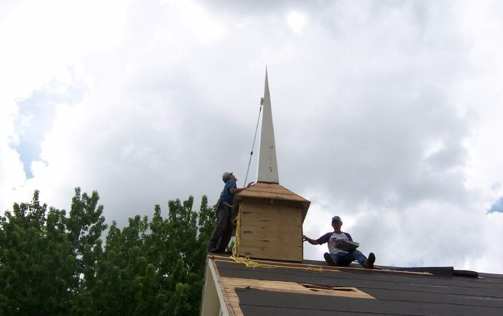 Coody Roofing Pineville La Commercial