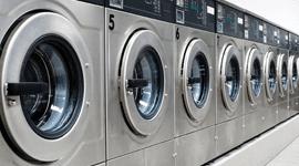 lavaggio biancheria per comunità